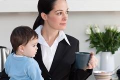 Mommy penalty: The cost for women who have it all