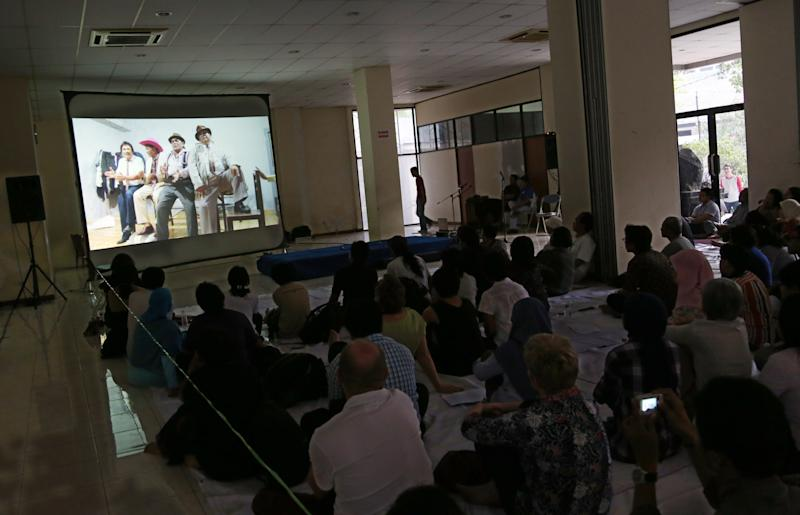 Film gives Indonesia view of bloody, obscured past