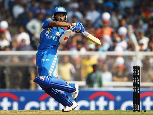 Mumbai Indians v Rajasthan Royals - IPL : News Photo