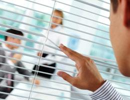 Being kept out of the loop by co-workers or clients