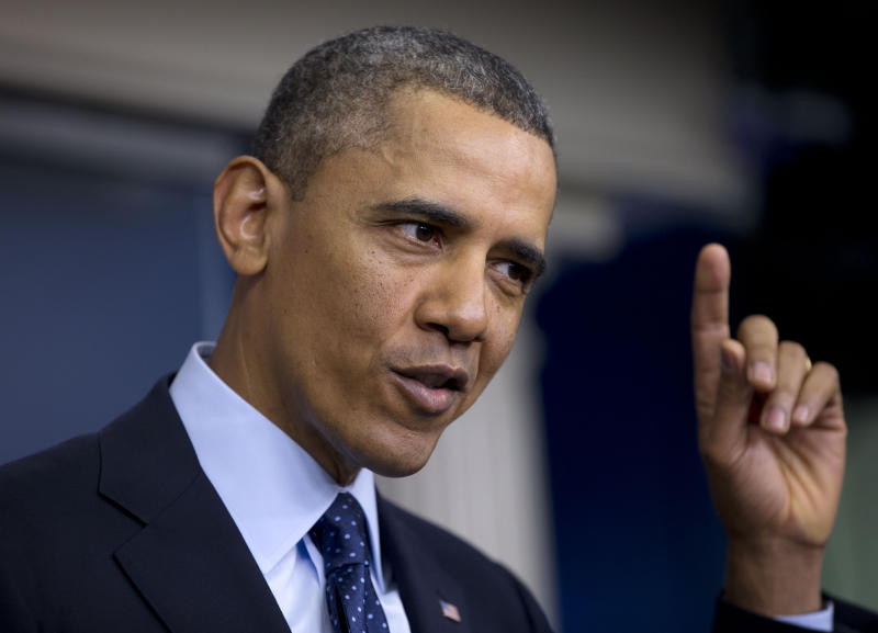 Obama says his team managing cuts best they can