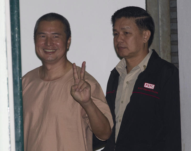 Editor gets 10 years in jail for Thai royal insult