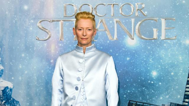 Tilda Swinton dislikes Harry Potter as it romanticises cruel boarding schools