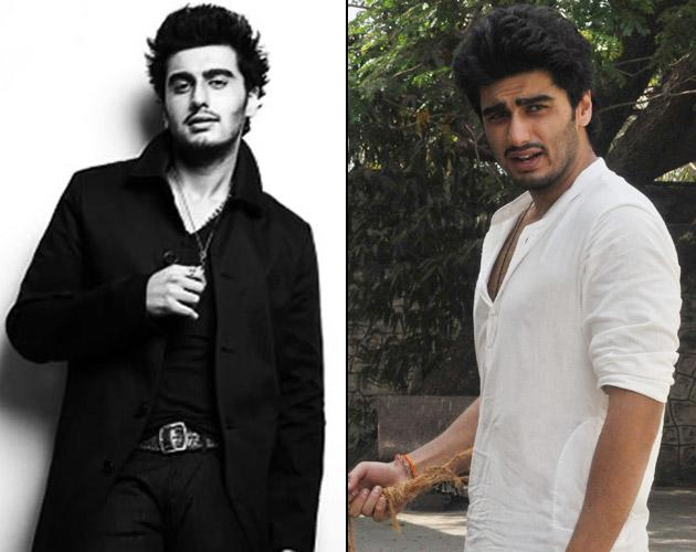 There is no doubt that Arjun Kapoor is one dashing young man now. The pictures from some years ago tell a different tale.