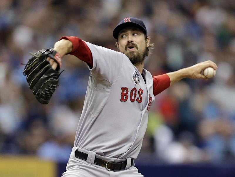 Orioles get Miller in trade with Red Sox