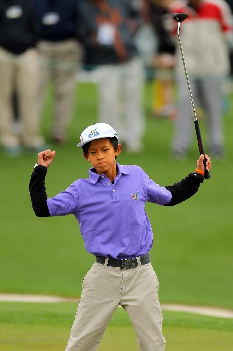 A Sunday for the ages at Augusta National