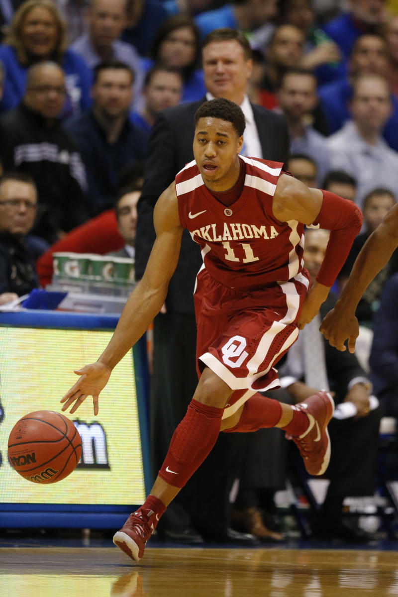 Oklahoma hoops player shot, wounded in NY