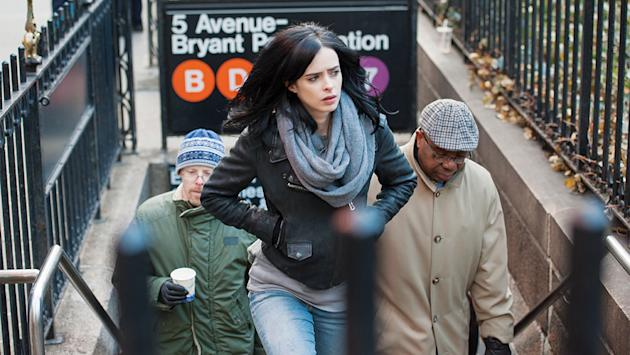 'Jessica Jones' season 2 to have all women directors