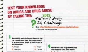 Teens, Communities and Scientific Experts Team Up for NIDA's National Drug Facts Week
