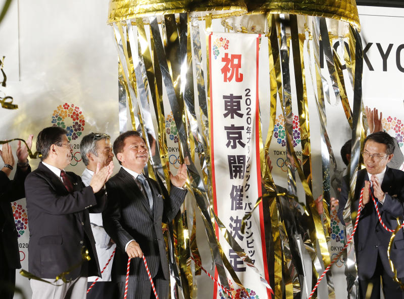 Tokyo governor vows 2020 Olympics will boost Japan