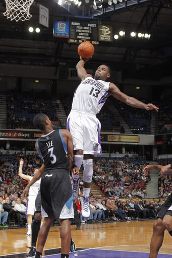 Kings upend Timberwolves 116-108