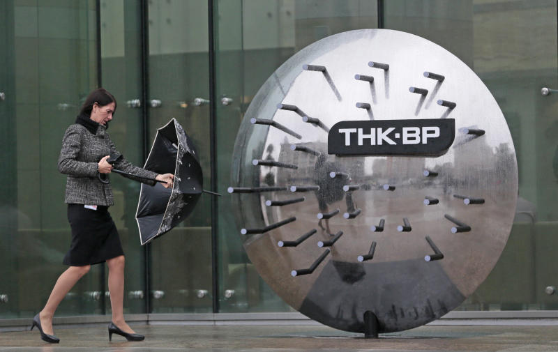 Moody's places Rosneft, TNK-BP on downgrade watch