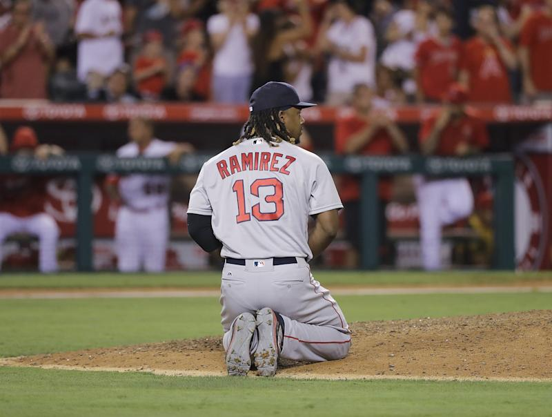 Ziegler, Hanley Throw Away Win