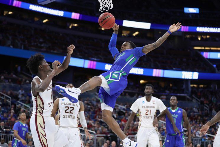 Third-seeded Florida State survives vs. Florida Gulf Coast