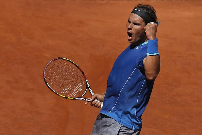 Nadal to play Nishikori in Madrid final