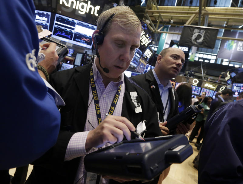 Stock market has best day in nearly 3 weeks