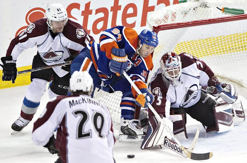 Oilers' Ryan Smyth to retire at end of season