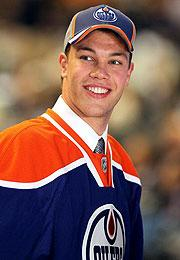 Taylor Hall won back-to-back Memorial Cup MVP awards in junior