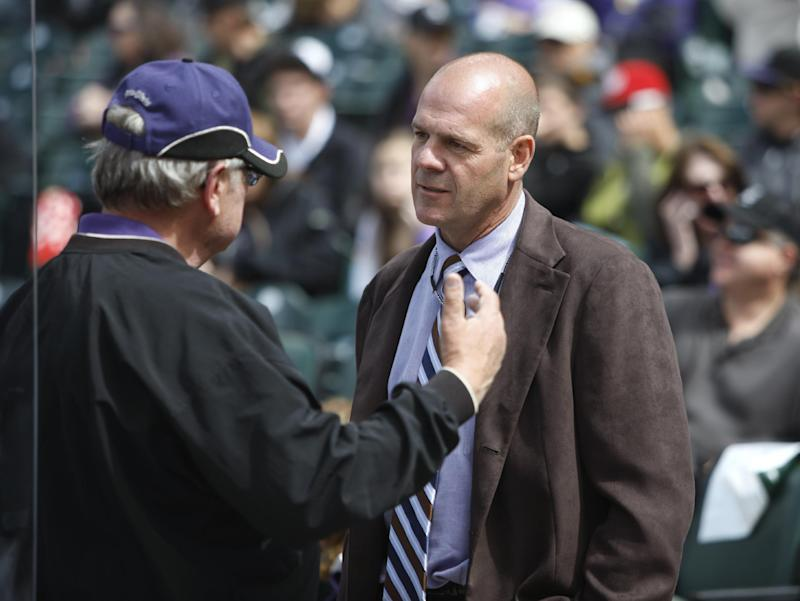 Colorado Rockies co-owner pleads guilty to DUI