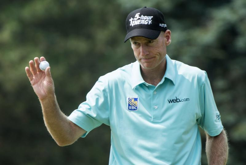 Furyk, Petrovic, share Canadian Open lead