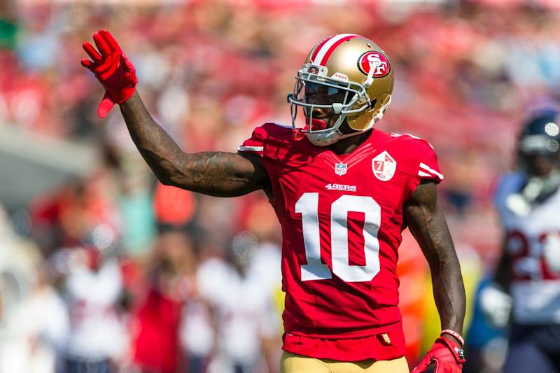 San Francisco 49ers place WR Bruce Ellington on injured reserve