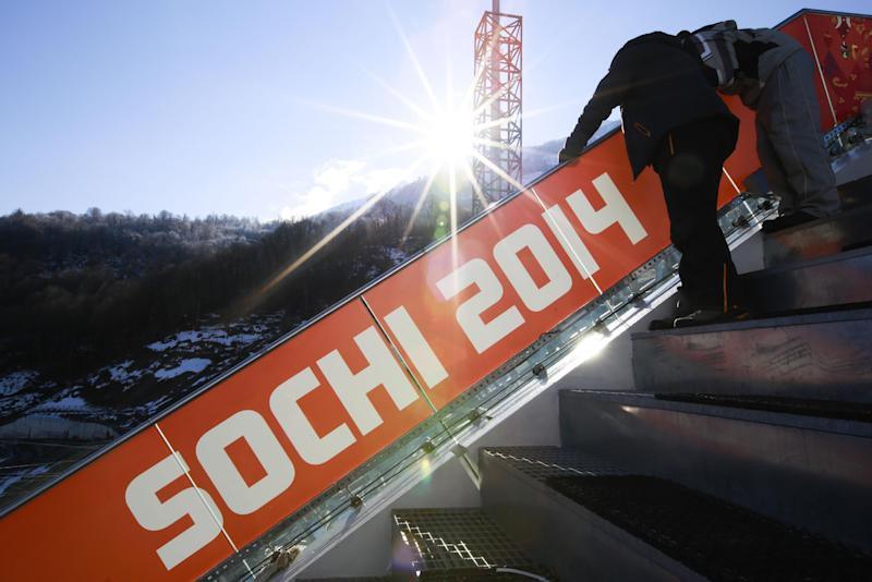Russian PM calls for plans for Sochi venues