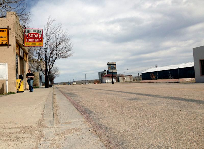 Ripple effect after fire takes out Wyo. town store