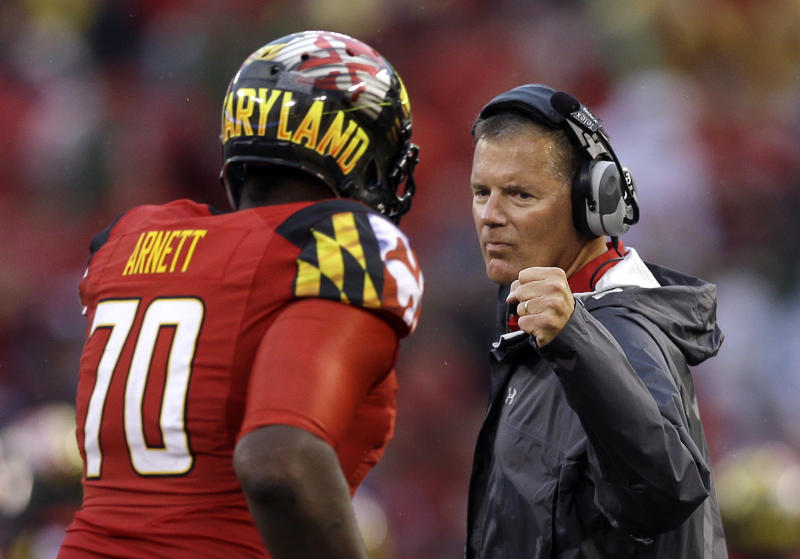 Maryland plays Marshall in Military Bowl
