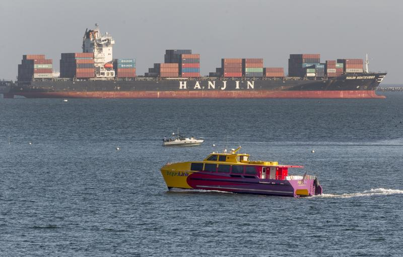 Port announces new restrictions in wake of Hanjin bankruptcy filing