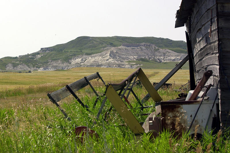 ND makes list of sites threatened by oil drilling