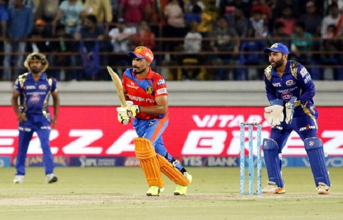 <p>Rajkot, April 30 (CRICKETNMORE): Gujarat Lions recovered from a top-order batting collapse to post 153/9 in 20 overs against Mumbai Indians in an Indian Premier League (IPL) game at the Saurashtra Cricket Association Stadium here on Saturday.</p>