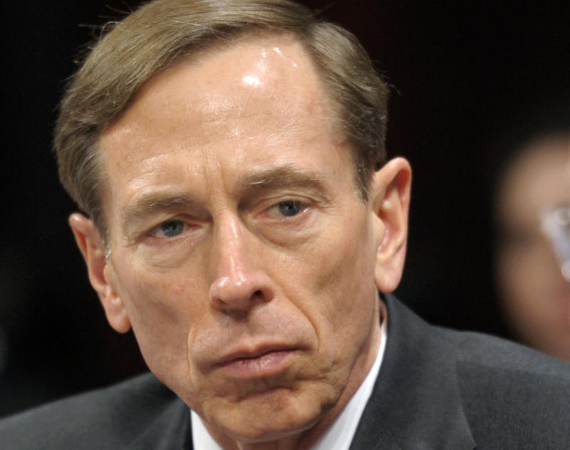 Petraeus gets job with investment firm KKR
