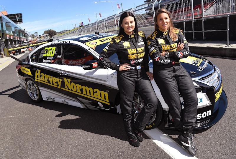how to become a racecar driver australia