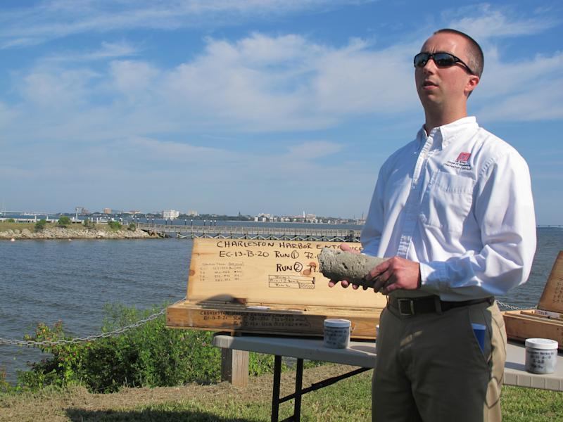Corps finishes studies for SC harbor deepening