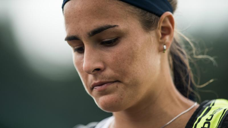 Puig entered the US Open with a world of expectations on her shoulders. She, however, ran into the crafty play of Zheng Saisai, who won the match, 6-4,6-2.