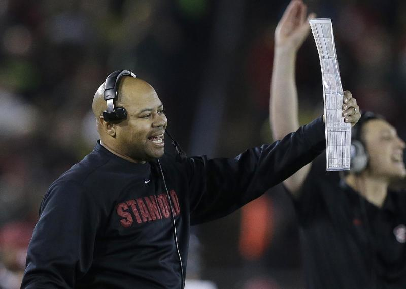Stanford's win over Oregon muddles Pac-12 again