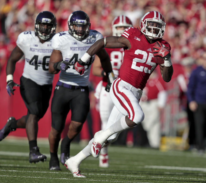Big 10 lacking luster but better games lie ahead