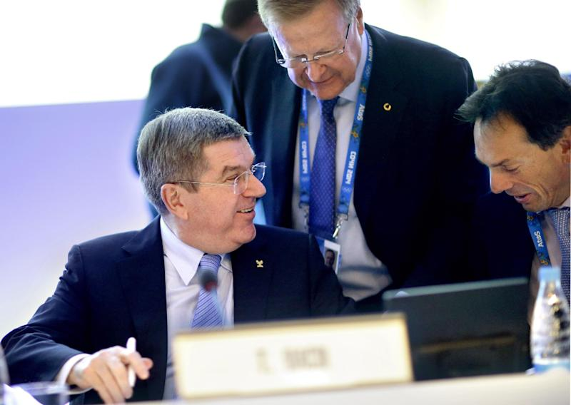 IOC urged not to pay sports to attend Olympics