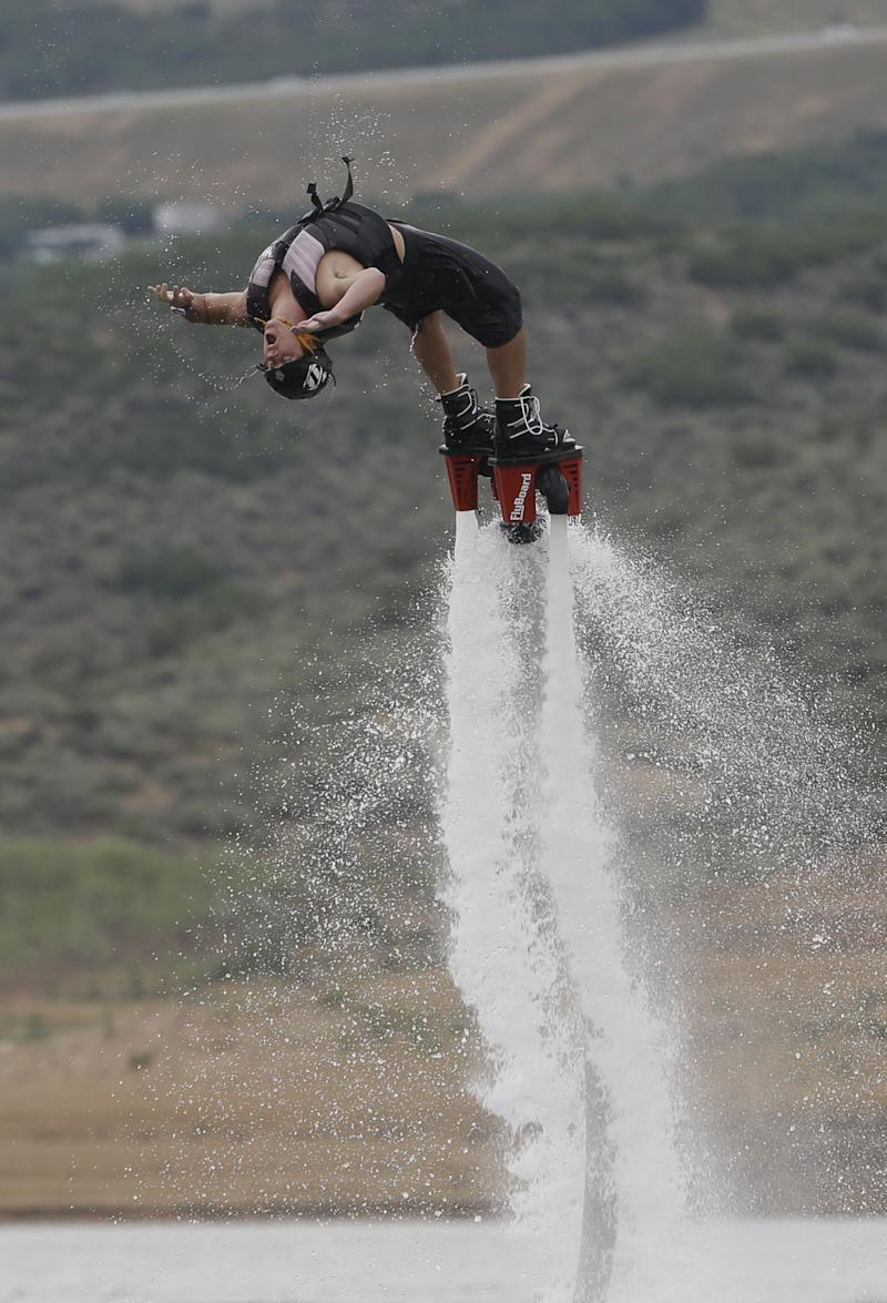 'Iron Man' jetpacks spark concerns in Hawaii