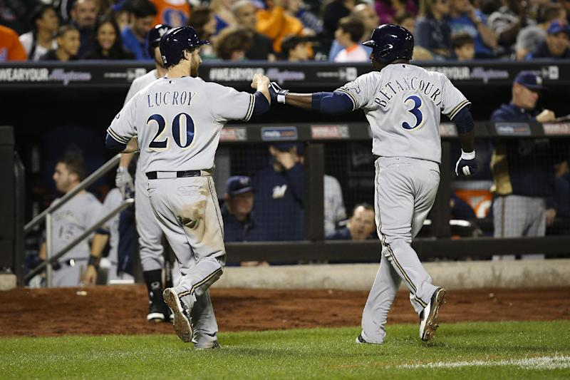 Melvin looks to improve Brewers for 2014