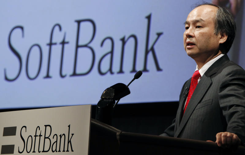 Summary Box: Softbank reports surge in profit