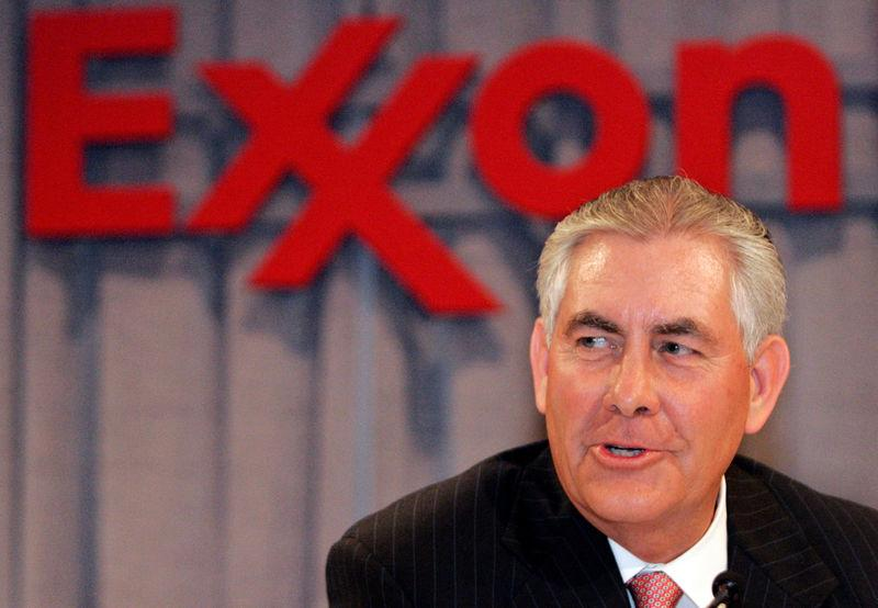 Exxon Mobil, Tillerson agree to cut all ties