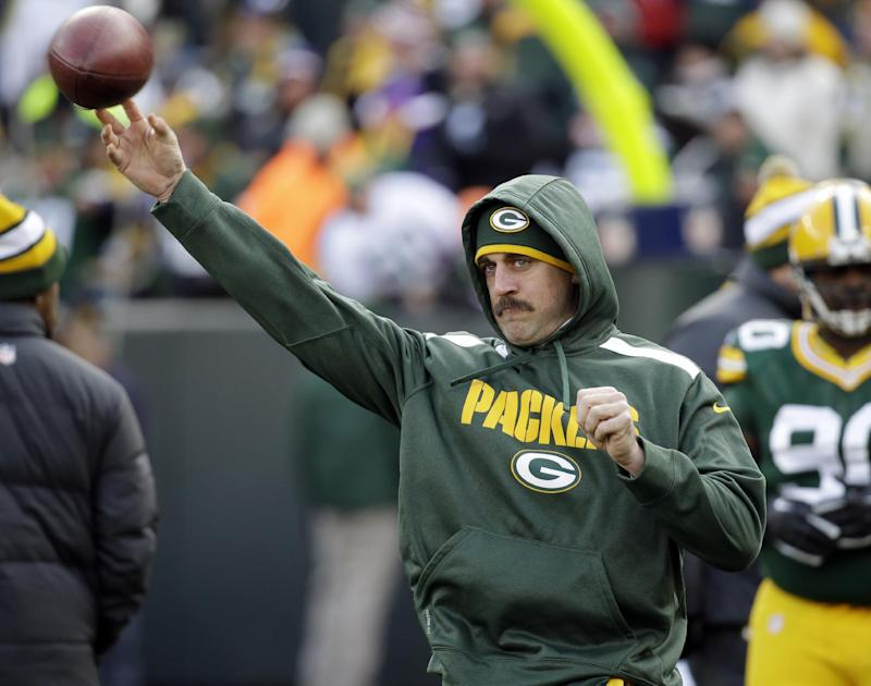 Rodgers ruled out to start at QB for Packers