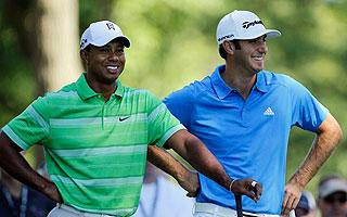 Compelling Dustin Johnson saves day