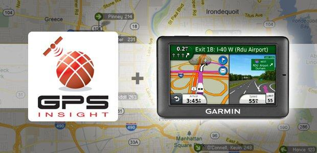GPS Insight Partners With Garmin(R) to Provide Support for the fleet(TM) 590, a Connected Fleet Management Device