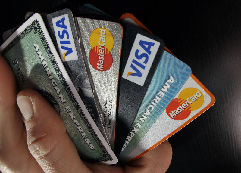 Should you give your kids access to your credit card?