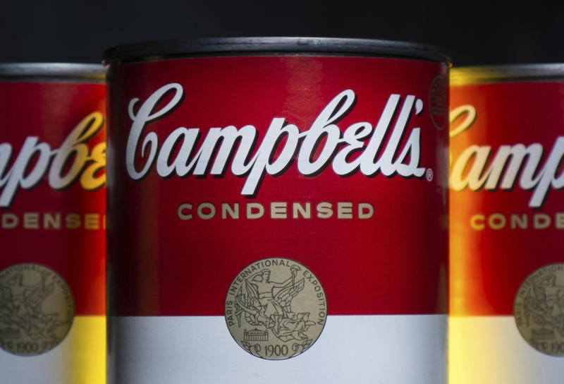 Campbell Soup 1Q profit tops Street, aided by lower expenses