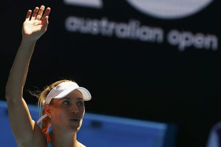 Kerber celebrates 29th birthday with victory in Australian Open