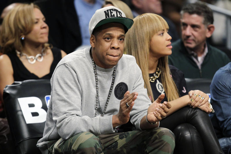 Jay-Z applies for certification as baseball agent