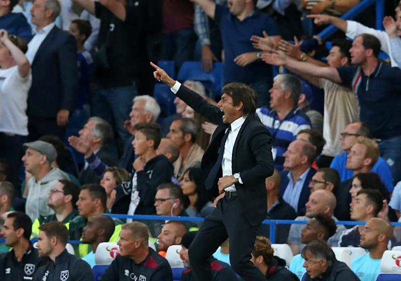 Image result for Antonio Conte has introduced open discussions at Chelsea to get to the bottom of any problems
